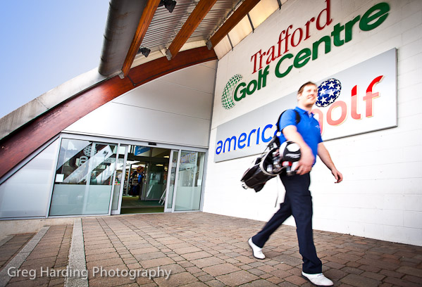 commercial photography - trafford golf centre