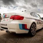 M3 in pit lane