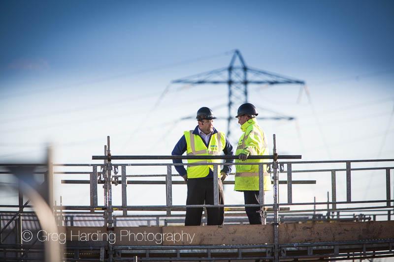 Long-term Construction Photography Contractor | Greg Harding