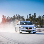 Snow handling test curcuit